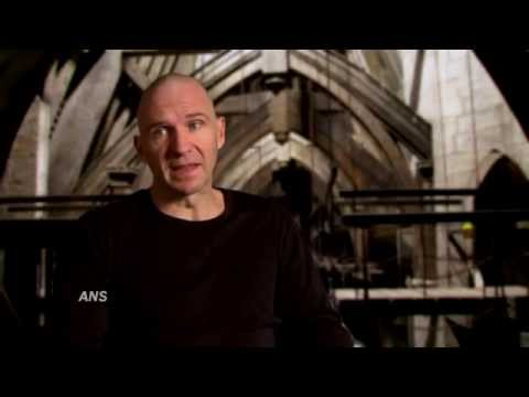 RALPH FIENNES TALKS LORD VOLDEMORT'S ANGER INSPIRATION FOR HARRY POTTER