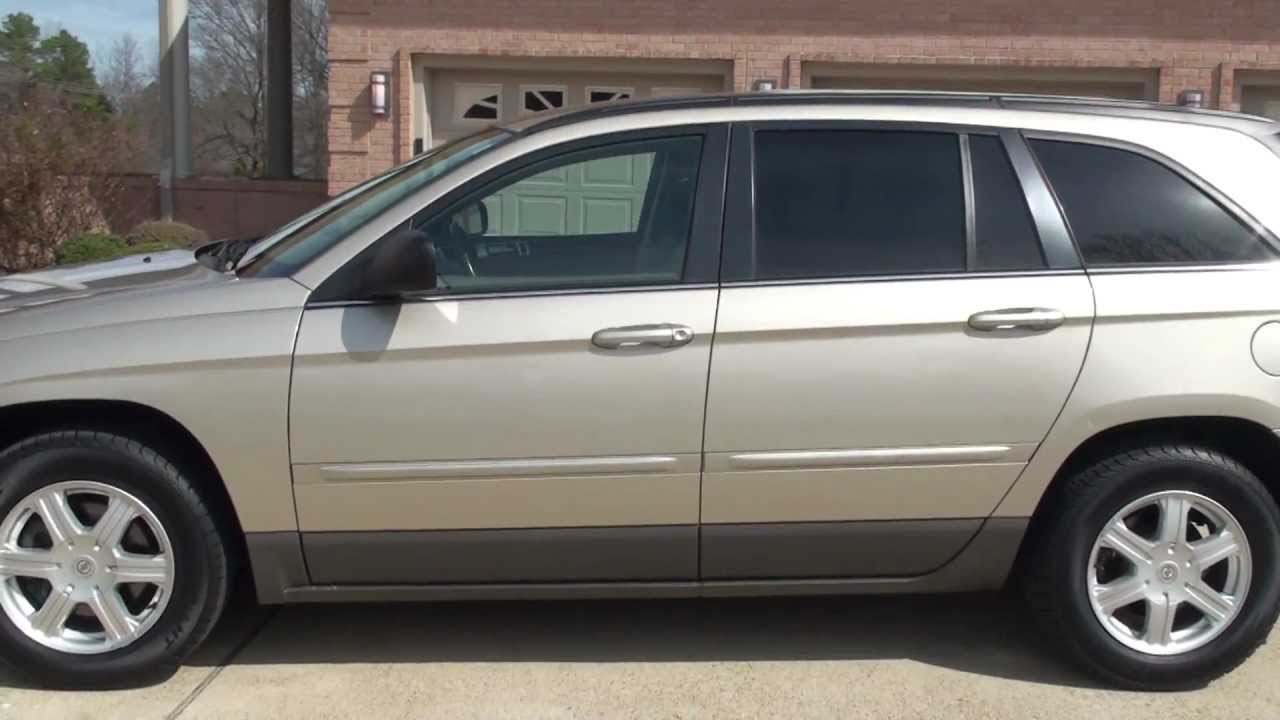 pacifica chrysler 2005 touring 30q