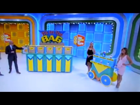 The Price is Right - It's In The Bag - 2/8/2017