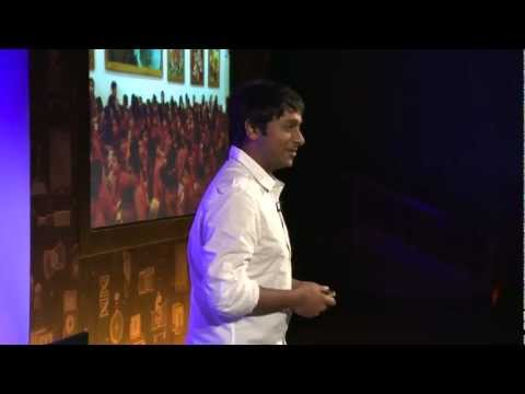 Artist Raghava KK: Full talk from Wired 2012