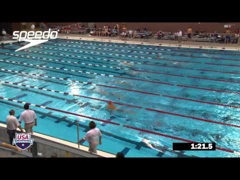 Men's 200m Individual Medley C Final - 2012 Columbus Grand Prix