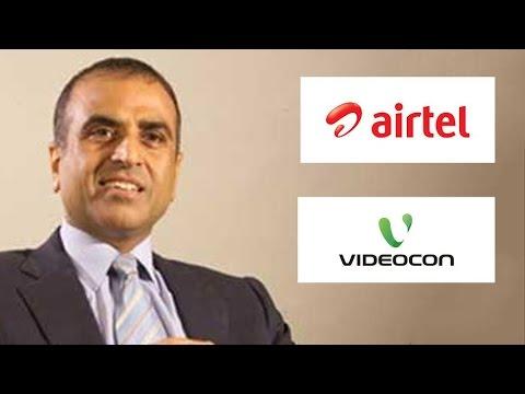 Airtel to Buy Videocon's Spectrum for Rs 4,428 Crore