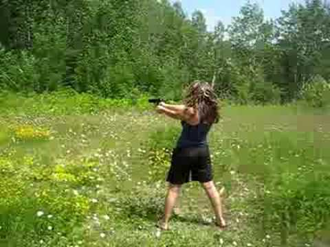 Beretta+40+caliber+pistol