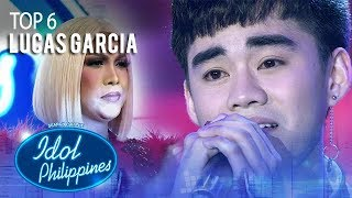 "Lucas Garcia performs ""Ikaw Lamang"" 