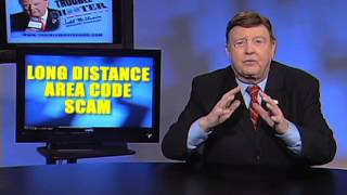Long Distance Area Code Scam