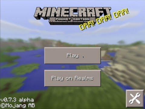 Minecraft Pocket Edition Cheat v0.7.3