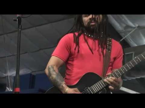 Eli Jebidiah's Guitarmageddon - High Sierra 2010: Eric McFadden solo
