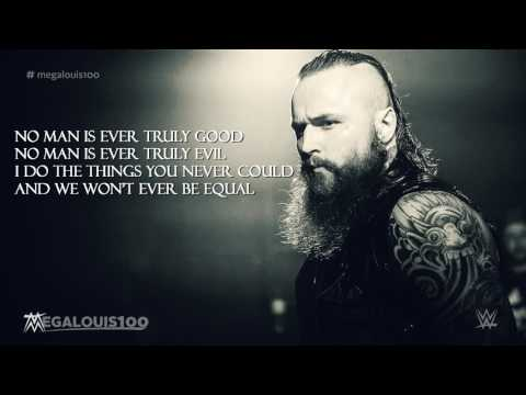 Aleister Black 1st and NEW WWE Theme Song -
