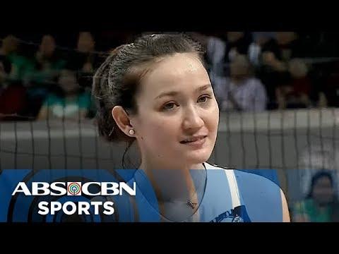 UAAP 77 Women's Volleyball: NU vs AdU Game Highlights