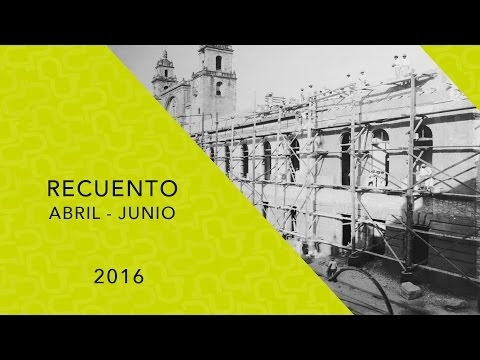 Video Recuento Abril - Junio 2016 | La HCM
