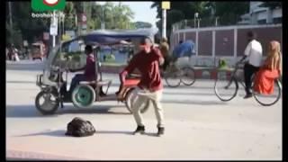 best robotic hiphop dancer bangladeshi