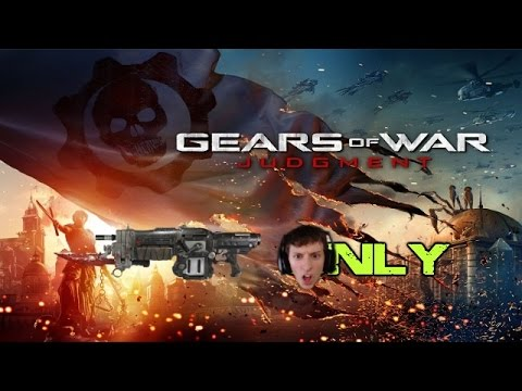 Retro Only! - Gears of War Judgment (Ep3)