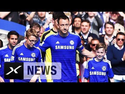 """Marcel Desailly schwärmt: """"John Terry spielt wie ein 18-Jähriger""""   FC Chelsea"""