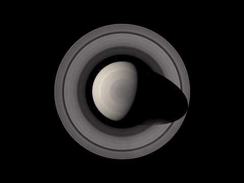 New Saturn Images of Weird F-Ring and Strange Moon Prometheus | NASA Cassini HD
