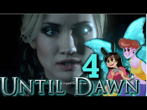 UNTIL DAWN - 2 Girls 1 Let's Play Part 4: Makeout Point thumbnail