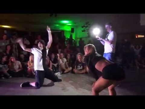 Dancehall battle Big Up Kemp Gaika vs Rudy(win)