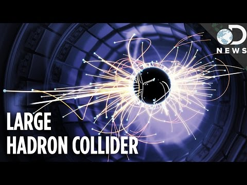 Inside The World's Largest Particle Accelerator