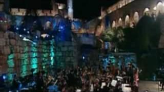 Charlotte Church - The Holy City (Live in Jerusalem)