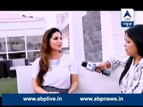 Abp News Special : Sunny Leone Gets Emotional While Telling About Her Parents! video