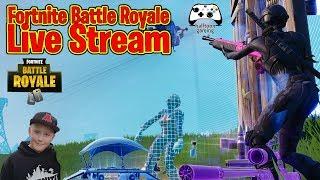 Fortnite Battle Royale - Live Stream