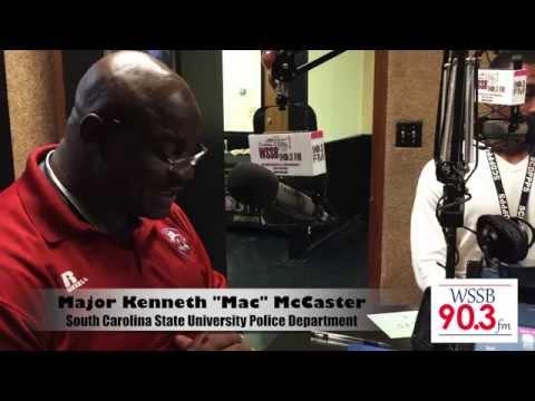 """""""Walking the Beat"""" on WSSB South Carolina State University Public Radio"""