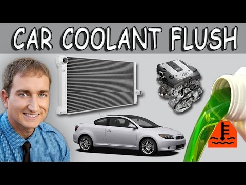 How to Change Coolant: Flushing a Vehicle's Cooling System