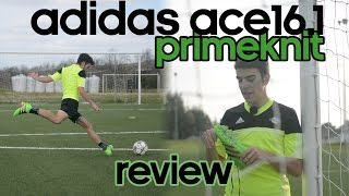 Adidas ACE16.1 Primeknit Review | Footballerz Italy