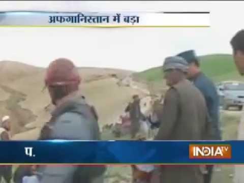 Landslide in Afghanistan Kills at Least 350