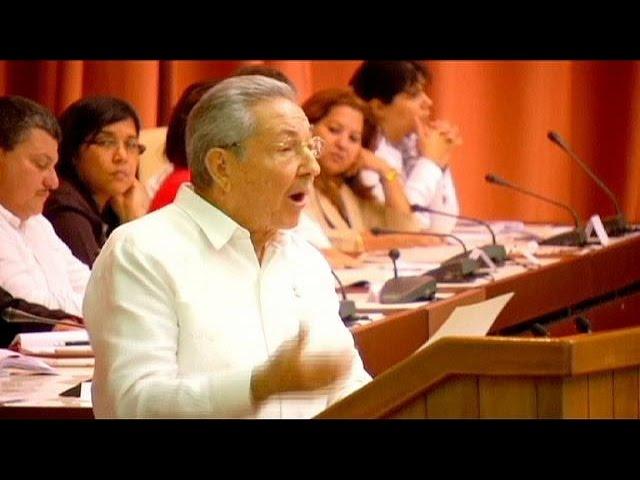 Castro pede aos EUA respeito pelo sistema político cubano