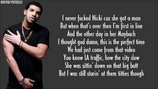 Only nicki minaj lyrics