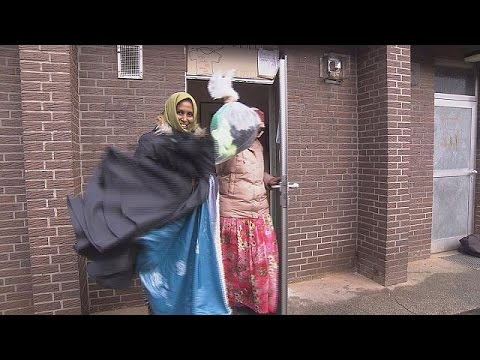 Welcome to Germany? The social network response to Syrian refugee surge - reporter