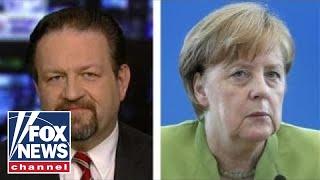 Sebastian Gorka on Angela Merkels border policies
