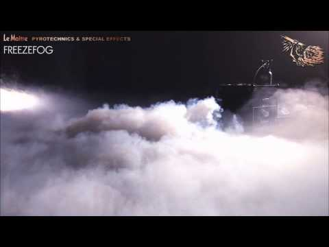 smoke machine photography