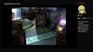 jesselue79's Live playing final fantasy 7