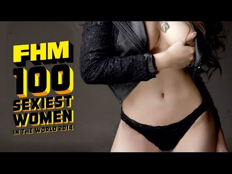 FHM 100 Sexiest Women in the Philippines 2014