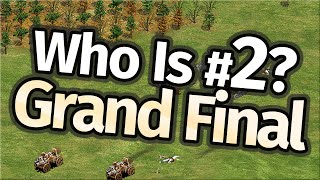Who Is #2 In AoE2!? Grand Finals!