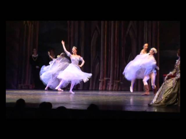 "Moscow Ballet Theatre ""The Crown Of Russian Ballet-Swan Lake""(promo)"