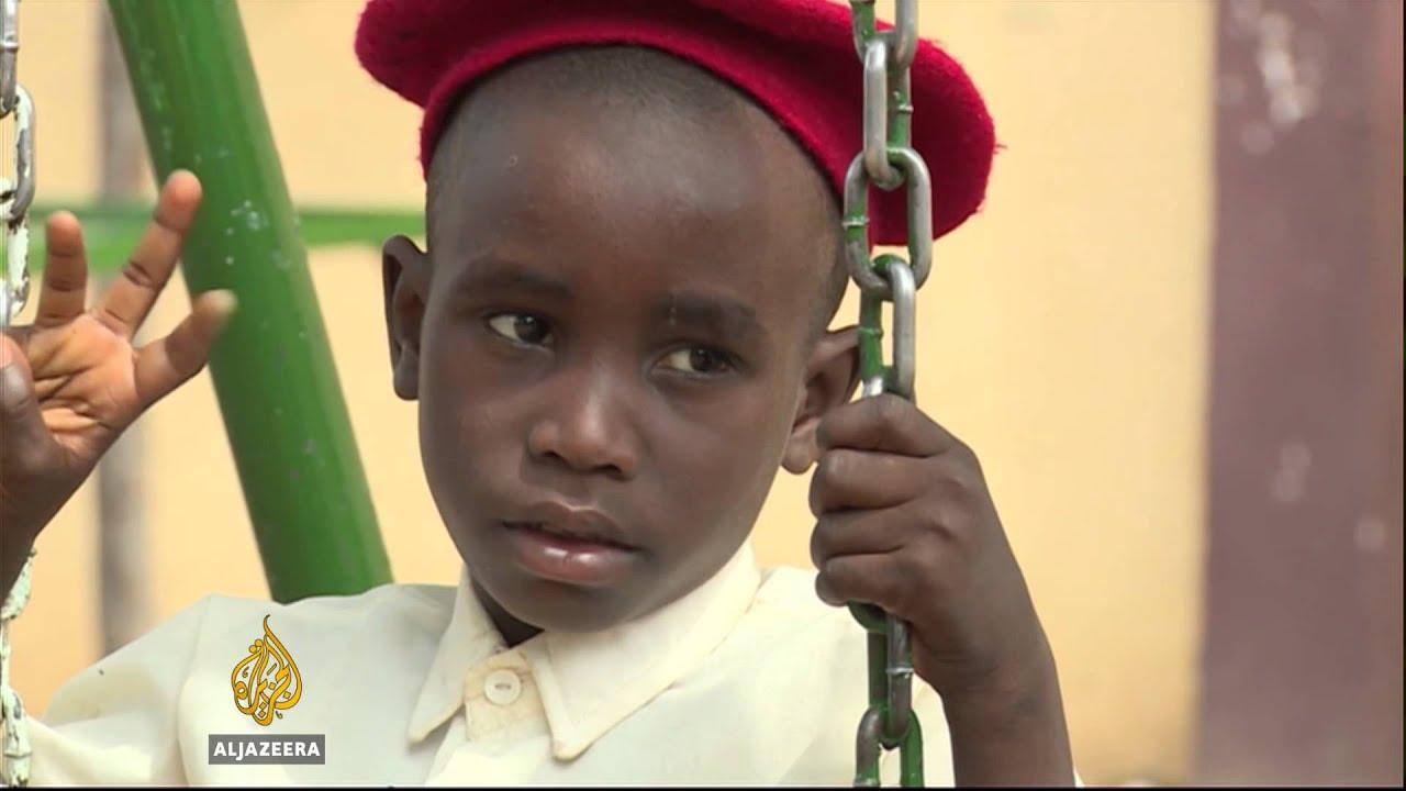 School gives children orphaned by Boko Haram new start