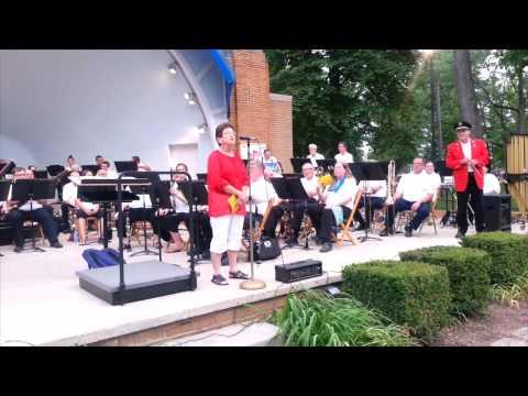 Brazil Concert Band kicks off 2015 season
