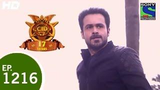 CID - सी ई डी - Emraan Hashmi as Mr. X - Episode 1216 - 17th April 2015