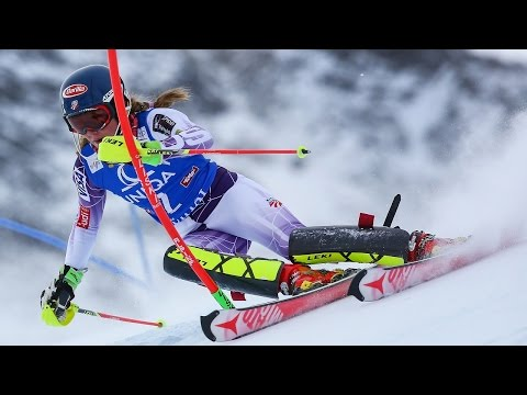 Mikaela Shiffrin • Hometown Glory • 2015 [HD]