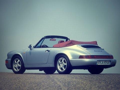 Porsche 911: 50 лет: этапы развития