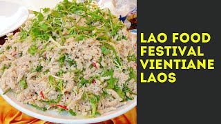 Lao Food Festival  - Luang Prabang Province