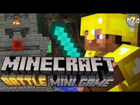 Minecraft Battle Mode- Custom Skin Trolling