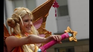 Winx Club Bloomix Cosplay part 1