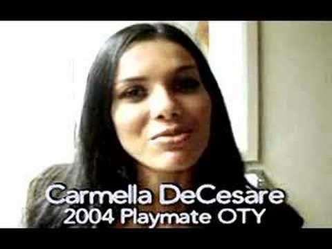 Carmella Decesare video
