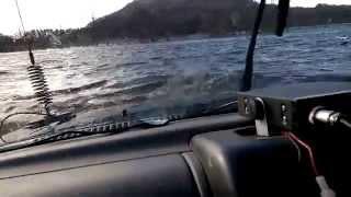 Suzuki Jimny Flood Run