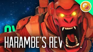 "download lagu Overwatch ""harambe's Revenge"" - Custom Game Funny Moments Ana gratis"