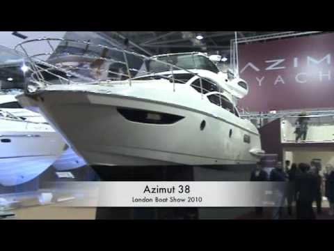 In the most competitive part of the market, the new 53 F offers... Azimut 38
