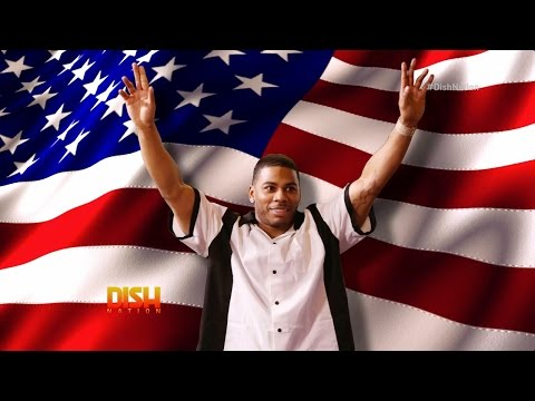 Nelly Performs In Iraq